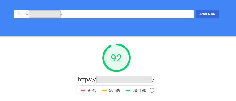 que es el seo velocidad de carga web