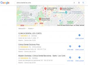 clinica dental marketing digital