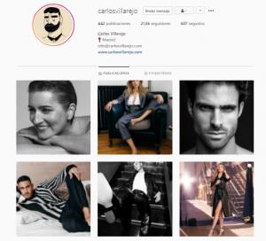 instagram de fotografo profesional